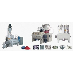 SRL-W series PVC Mixing Unit